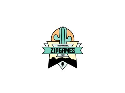 ZipGames Logo – Tempe