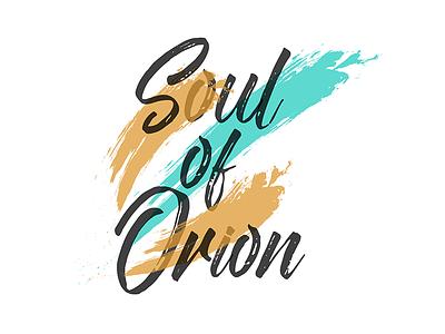 Logo Design for Soul of Orion brand design branding logo design logo