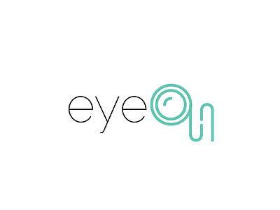 Logo Design for eyeQ brand design branding logo design logo