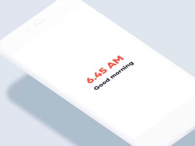 iOS E-commerce App concept