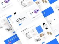 Agency Web-Concept