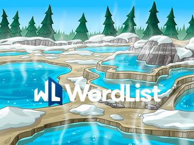 Wordlist - Hot Springs