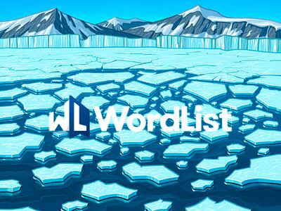 Wordlist - Icefield