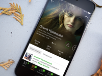 OK.ru profiles concept