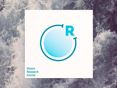 Logo for an Ocean Research Center design logo center research ocean