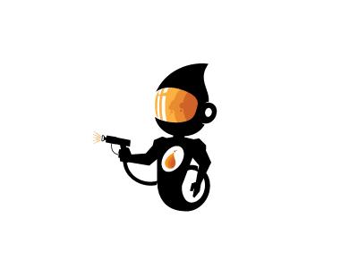 Drop Mascot