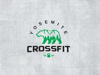 Cross Fit Yosemite Bear