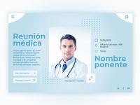 Template medical meeting