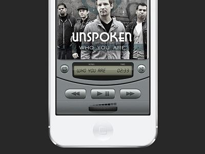 Discman for iPhone discman iphone player music app