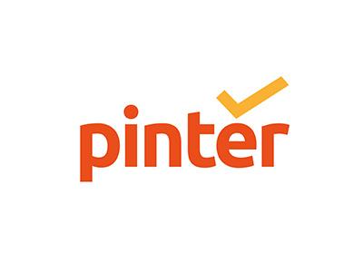 Pinter Logo logo