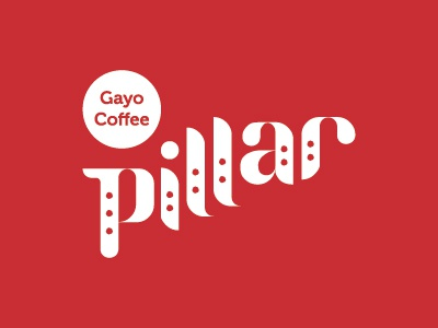 Pillar Gayo Coffee Logo gayo coffee logo