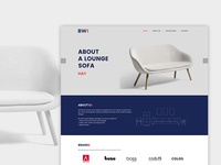 WIP Furniture Website