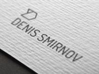 Densmirnov logo redesign 2 1