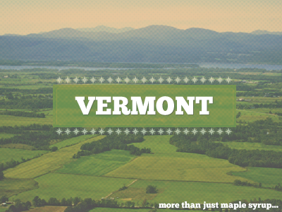 Vermont vermont state maplesyrup