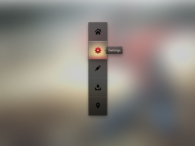 Verticle Navigation navigation verticle settings psd free home download