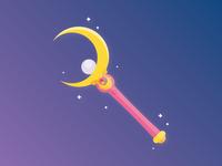 🌙 Fighting evil by moonlight...