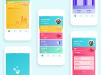 Pets Activity Tracker App
