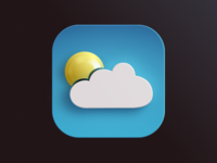 weather icon sketch weather icon app