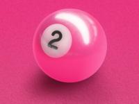 No. 2 ball