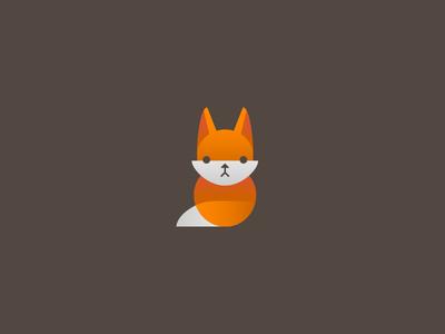 A tiny fox