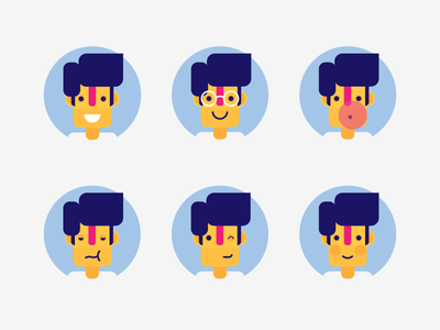 Avatar expressions