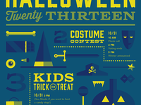 nFusion Halloween Twenty Thirteen