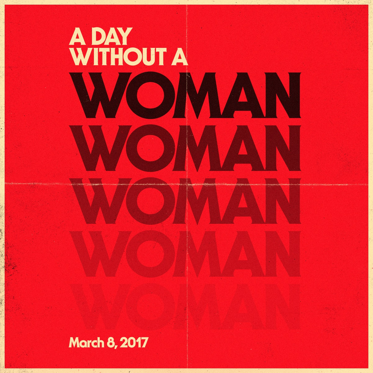 Let's celebrate the International Women's Day