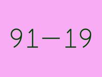 Palindrome Week 2019