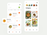 Category  food tracking app
