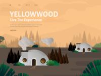 YELLOW WOOD / UIUX / LANDPAGE