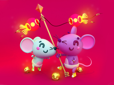 Rats 🐭🎊🐹