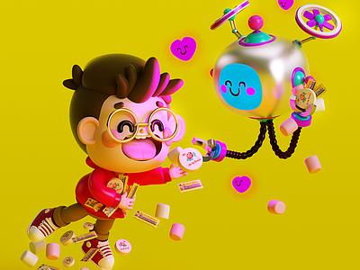 Mazapanes felicidad piñata bombón candy dulce dulces mazapán