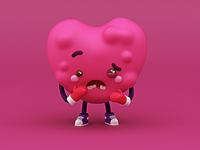 Heartrudo knocked ❤️