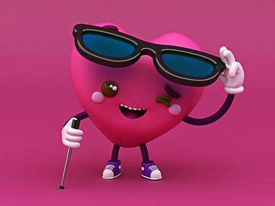 Heartrudo blind ❤️