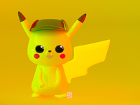 Detective Pikachu ⚡️