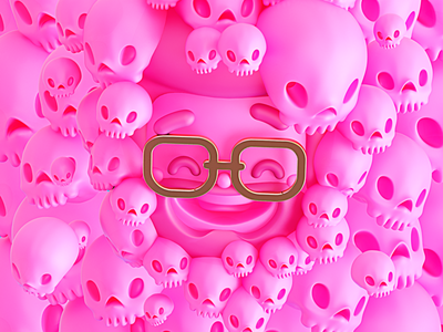 Skull bubblegum 💀🍬