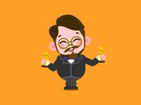 Guillermo Del Toro ✨