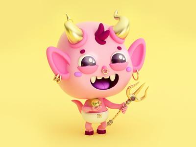Pinky Diablito 😈✨