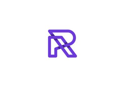 R monogram - 2