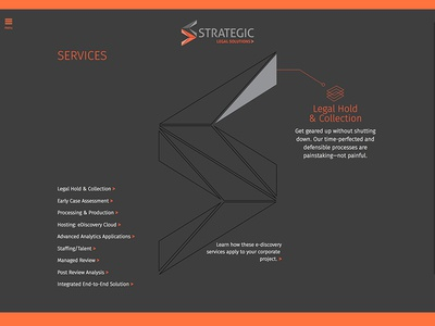 Strategic Legal Services Page