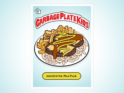 Garbage Plate Kids
