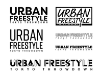 Urban Freestyle Type Design