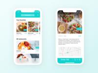 TooGoodToGo app redesign
