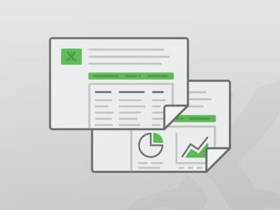 Table Filter & Charts for Atlassian Confluence icon veeam vector illustrator illustration icon confluence atlassian