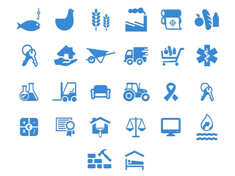 Icons ciben
