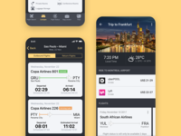 Star Alliance iOS & Android App