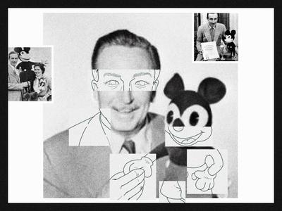 To Walter Elias Disney