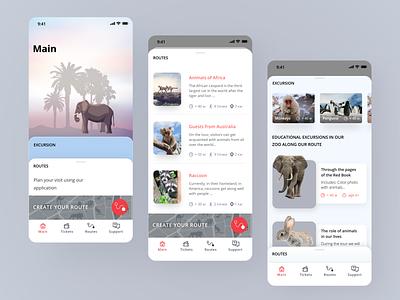 main app zoo mobile app app mobile main