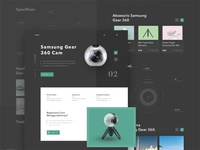 E commerce Home Page