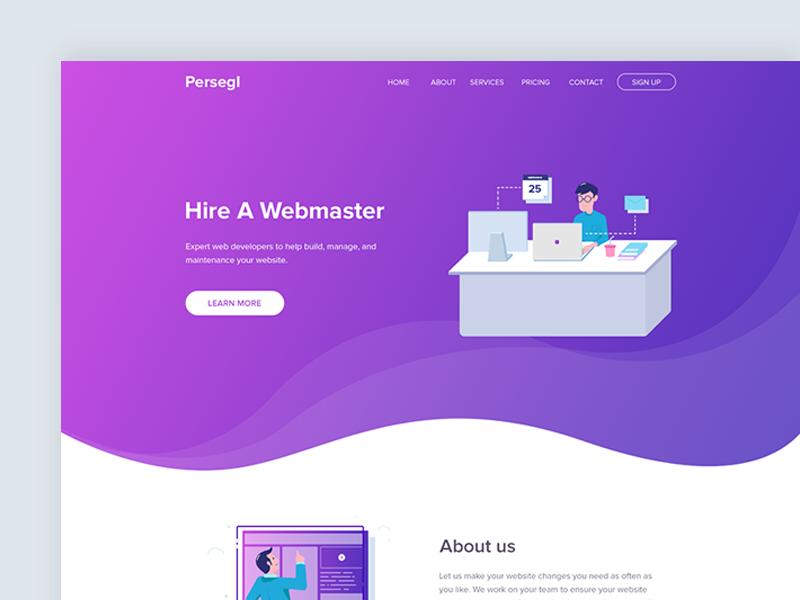 webmaster home work